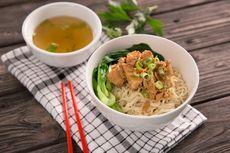 Pola kuliner Tionghoa di Indonesia, Terbagi dari China Bagian Utara dan Selatan