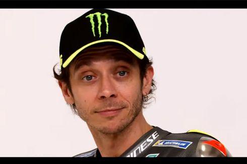 Valentino Rossi Saat Terpapar Covid-19: Saya seperti Pembawa Wabah