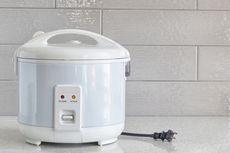6 Tips Gunakan Rice Cooker yang Benar, Biar Awet