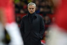 Man United Vs Tottenham, Mourinho Ungkap Penyebab Kekalahan Timnya