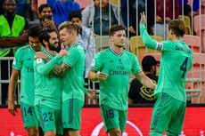 Link Live Streaming Valladolid Vs Real Madrid, Kick-off 03.00 WIB