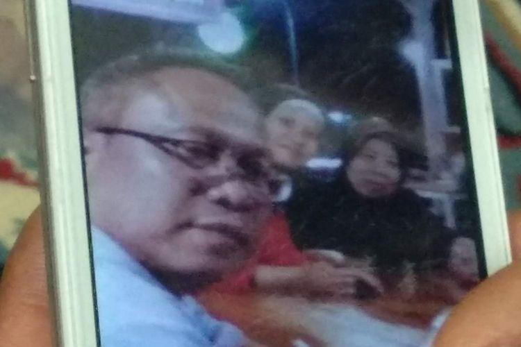 Herjuno Darpito, Deputy General Manager Operasi dan Teknik Pangkalbalang PT Pelindo II yang menjadi korban jatuhnya pesawat Lion Air JT 610.