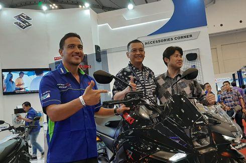 Suzuki Dukung Pemerintah Masuki Era Motor Listrik