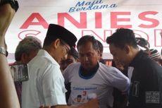 Relawan Agus-Sylvi di Kemayoran Dukung Anies-Sandi