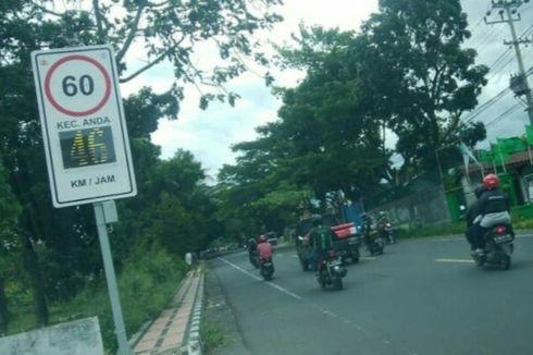 Di Cianjur, Kendaraan yang Ngebut Akan Terdeteksi Melalui Emoji