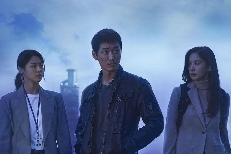 Poster drama Korea Awaken