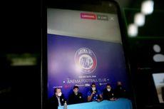 Statistik Carlos Fortes Disorot, Pelatih Arema FC Pasang Badan