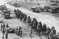 Kisah Perang Dunia II, Diawali oleh Serangan Jerman ke Polandia