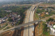 Arus Balik, Tol Bocimi Khusus untuk Kendaraan dari Sukabumi Menuju Jakarta