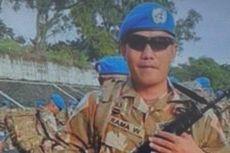 Prajurit TNI AD yang Gugur di Kongo Mendapatkan Kenaikan Pangkat