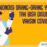 INFOGRAFIK: Kondisi Orang yang Tak Bisa Disuntik Vaksin Covid-19