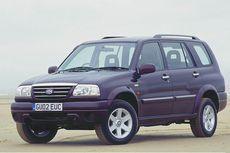 SUV Murah 7 Penumpang, Suzuki XL7 Terinspirasi Grand Escudo