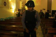 Waspadai Teror Bom, Polisi Sisir Gereja di Ponorogo