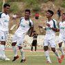 Sepak Bola PON XX Papua 2021 - Jatim Lega Tidak Bertemu Tuan Rumah