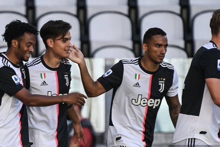 Start Lambat Juventus di Liga Italia Tak Buat Cuadrado Khawatir