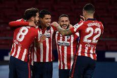 Hasil Atletico Madrid Vs Cadiz, Luis Suarez dkk Pesta 4 Gol