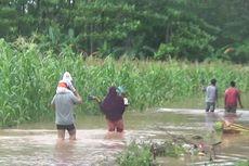 Banjir di Luwu Kian Meluas, Permukiman dan Lahan Pertanian Terendam