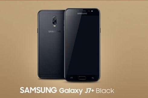Berkamera Ganda, Berapa Harga Galaxy J7 Plus di Indonesia?