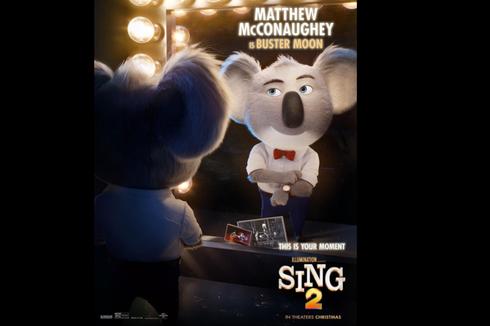 Segera Tayang di Bioskop, Berikut Sinopsis Film Animasi Sing 2