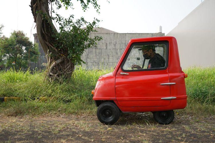 Micro car custom