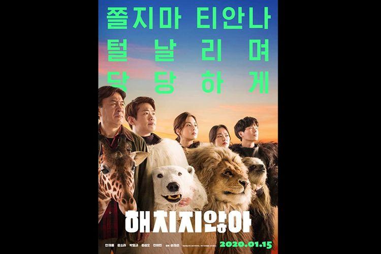 Dibintangi Ahn Jae Hong dan Kang So Ra, film komedi Secret Zoo (2020) dapat Anda saksikan di Viu.