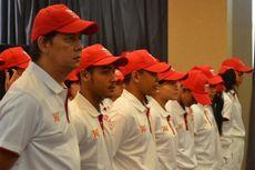 Kontingen Indonesia Rayakan HUT RI di Perkampungan Atlet AYG