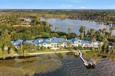 Shaquille O'Neal Jual Mansion Mewahnya di Florida