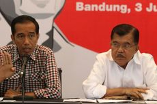 Jokowi-JK Menang di Gowa, Sulawesi Selatan