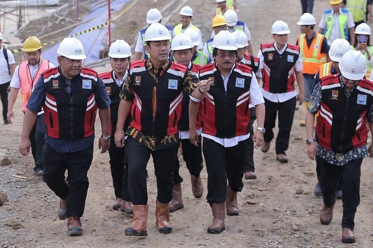 Sistem Penyediaan Air Minum Semarang Barat Ditarget Selesai Mei 2021