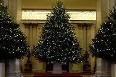 Mengintip Dekorasi Natal di Buckingham Palace