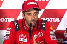 Dovizioso Pilih Nganggur jika Kontraknya Tak Diperpanjang Ducati