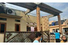 Diterjang Angin Puting Beliung, Fasilitas Gedung Kesenian Kota Bekasi Rusak