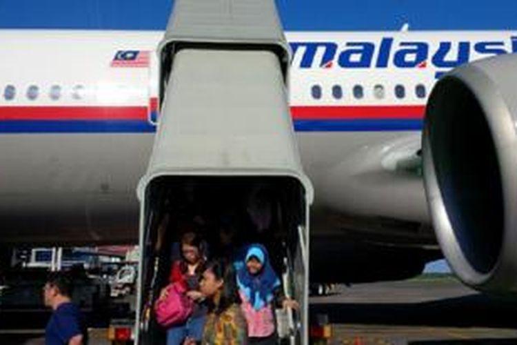 Beberapa penumpang mengaku masih percaya kepada Malaysia Airlines.