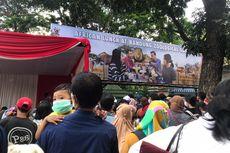 Libur Lebaran, Bandung Zoo Dipadati Pengunjung