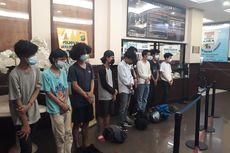 Polisi Amankan 9 Pemuda Saat Patroli Balap Liar di Cilandak