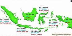 Pemerintah Targetkan Pengembangan Panas Bumi Capai 8.007,7 MW