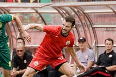 Jadi Gol Terbaiknya, Bek Persija Kenang Momen Saat Bobol Gawang AC Milan