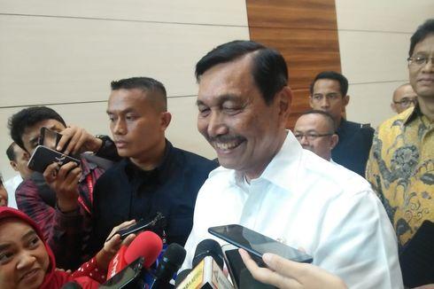 China Bisa Tikung Jepang di Proyek KA Semicepat Jakarta-Surabaya? Ini Kata Luhut