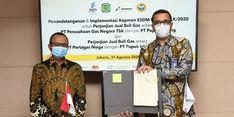 Pertagas Akan Suplai Gas ke PIM 54 BBTUD Selama 13 Tahun