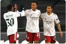 Hasil Lengkap Liga Europa - Arsenal dan Tottenham Hotspur Pesta Gol