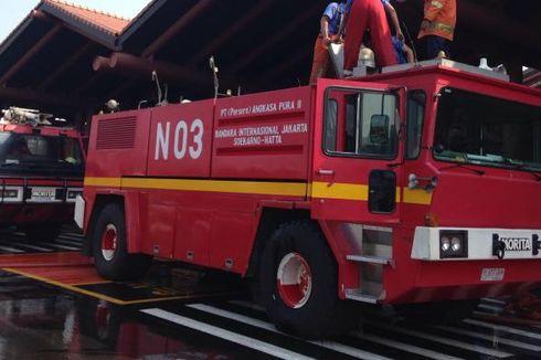 Penyebab Kebakaran di Terminal 2E Soekarno-Hatta Ternyata Bukan dari Oven