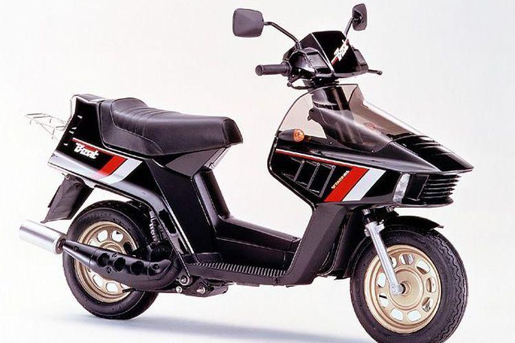 Skutik Honda Beat yang diproduksi di Jepang pada 1983