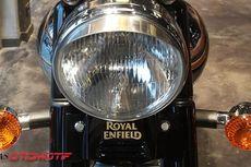 Royal Enfield Belum Latah Naikkan Harga