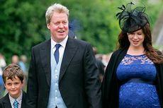 Nama Putri Charlotte Sama dengan Nama Keponakan Lady Diana?