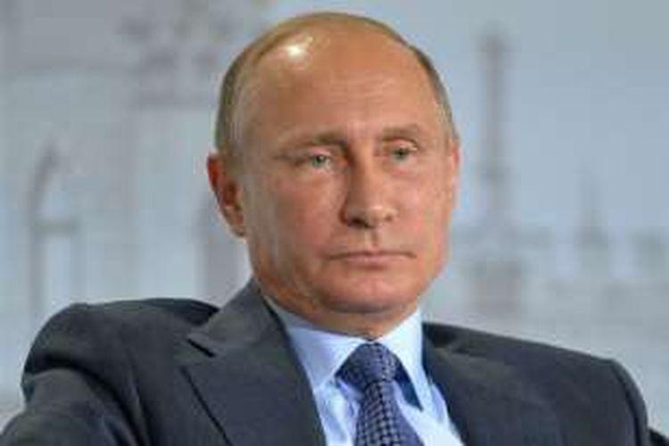 Vladimir Putin, Presiden Rusia