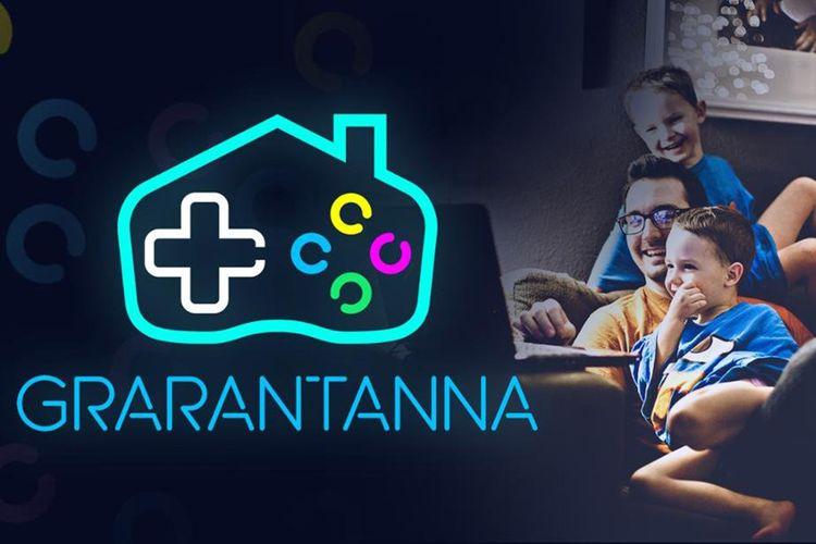 Ilustrasi situs game yang dibuka oleh pemerintah Polandia agar anak betah di rumah