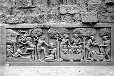 Relief Candi Borobudur: Susunan dan Maknanya
