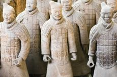Qin Shi Huang, Kaisar Pertama China dan Obsesi Keabadian