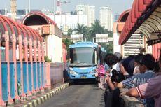Transjakarta Modifikasi Rute Tiga Koridor karena Pembongkaran JPO Bank Indonesia