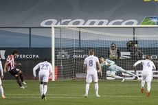 Real Madrid Vs Bilbao, Noda Pertama Los Blancos sejak Ronaldo Masih Jadi Andalan